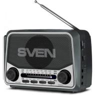 Радиоприёмник SVEN SRP-525 Gray (00800006)