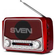 Радиоприёмник SVEN SRP-525 Red (00800005)