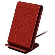 Беспроводное зарядное устройство IOTTIE iON Wireless Stand Red (CHWRIO104RD)