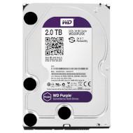 """Жёсткий диск 3.5"""" WD Purple 2TB SATA/64MB/IntelliPower (WD20PURX)"""