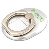 Кольцо-держатель для смартфона POWERPLANT CA910304 Silver