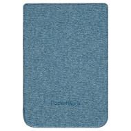 """Обложка для электронной книги POCKETBOOK Shell 6"""" для PB627/PB616 Bluish Grаy (WPUC-627-S-BG)"""