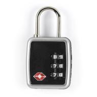 Замок кодовый GABOL Combination Lock TSA Black (800027-001)