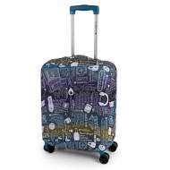 Чехол для чемодана GABOL M-Size Multi Colour (800033-099)