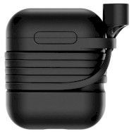 Чехол BASEUS Case for AirPods Black (TZARGS-01)