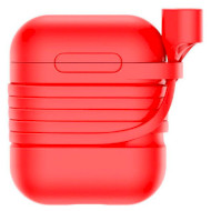 Чехол BASEUS Case for AirPods Red (TZARGS-09)