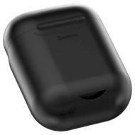 Чехол BASEUS Wireless Charger Black (WIAPPOD-01)