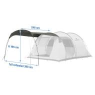 Тент FERRINO Canopy Maxi Gray (92148)