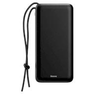 Портативное зарядное устройство BASEUS Mini Q PD Black (20000mAh)