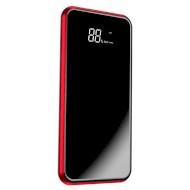 Портативное зарядное устройство BASEUS Wireless Charger Red (8000mAh)