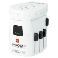 Переходник сетевой SKROSS Pro World USB (1.302535)