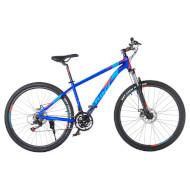 "Велосипед TRINX Majestic M136 Elite 21"" Matt Blue/Red 27.5"""