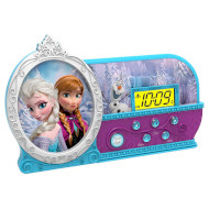 Радиочасы eKIDS Disney Frozen