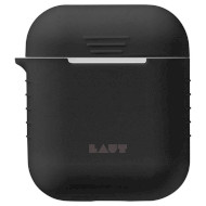 Чехол LAUT Pod for AirPods Charcoal (LAUT_AP_POD_BK)