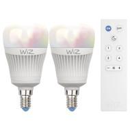 Набор умных ламп WIZ WZ0126082 Starter Kit E27 11.5Вт 2200-6500K 2шт