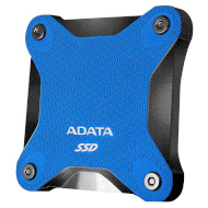 Портативний SSD ADATA SD600Q 240GB Blue (ASD600Q-240GU31-CBL)