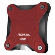 Портативний SSD ADATA SD600Q 240GB Red (ASD600Q-240GU31-CRD)