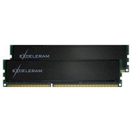 Модуль памяти EXCELERAM Black Sark DDR3 1600MHz 8GB Kit 2x4GB (E30173A)