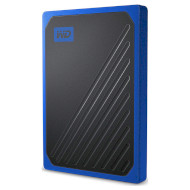 Портативный SSD WD My Passport Go 500GB Blue (WDBMCG5000ABT-WESN)