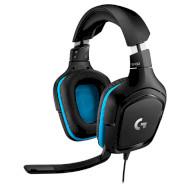Ігрові навушники LOGITECH G432 (981-000770)