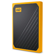Портативный SSD WD My Passport Go 1TB Yellow (WDBMCG0010BYT-WESN)
