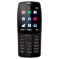Мобільний телефон NOKIA 210 Black (16OTRB01A02)