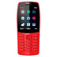Мобільний телефон NOKIA 210 Red (16OTRR01A01)