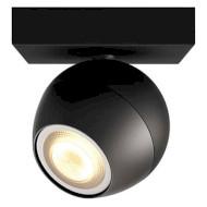 Умный светильник PHILIPS Hue Buckram Single Spotlight Ext Black (50471/30/P8)