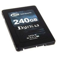 """SSD TEAM Dark L3 240GB 2.5"""" SATA (T253L3240GMC101)"""