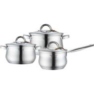 Набор посуды KRAUFF Perlen 6пр (26-242-041)