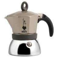 Кофеварка гейзерная BIALETTI Moka Express Induction Gold 180ml (0004832)