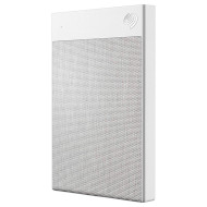 Портативный жёсткий диск SEAGATE Backup Plus Ultra Touch 1TB USB3.0 White (STHH1000402)