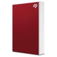 Портативный жёсткий диск SEAGATE Backup Plus Portable 5TB USB3.0 Red (STHP5000403)