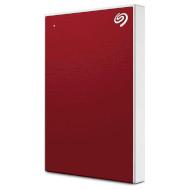 Портативный жёсткий диск SEAGATE Backup Plus Slim 1TB USB3.0 Red (STHN1000403)