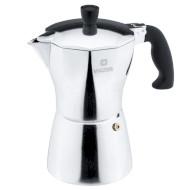 Кофеварка гейзерная VINZER Moka Aroma 3 чашки (89388)