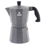 Кофеварка гейзерная VINZER Moka Granito 6 чашек (89398)