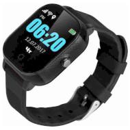 Часы-телефон детские GOGPS K23 Black
