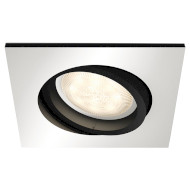 Умный светильник PHILIPS Hue Milliskin Recessed Spot Light Silver (50421/48/P7)