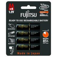 Аккумулятор FUJITSU AA 2550мАч 4шт/уп (HR-3UTHCEU-4B)
