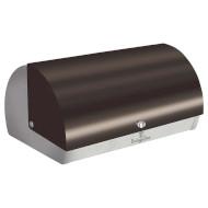 Хлібниця BERLINGER HAUS Metallic Line Carbon Edition (BH-1350)