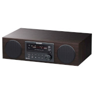 Музыкальный центр SHARP XL-BB20D Brown (XL-BB20DBR)