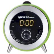 Радиочасы FIRST FA-2421-6 Green