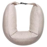 Подушка дорожная XIAOMI 8H Travel U-Shaped Pillow Beige