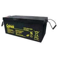 Аккумуляторная батарея KUNG LONG WPL200-12 (12В 200Ач)