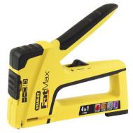 Степлер строительный STANLEY Light Duty TR400 4-шт-1 (FMHT6-70411)