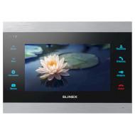 Видеодомофон SLINEX SL-07IP Silver/Black