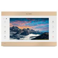 IP видеодомофон SLINEX SL-10IPT Gold/White