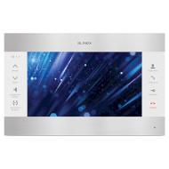Видеодомофон SLINEX SL-10M Silver/White