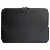 "Чохол для ноутбука 15.6"" TUCANO Colore Second Skin Black (BFC1516)"