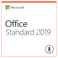 ПО MICROSOFT Office 2019 Standard Ukrainian 1PC OLP NL Academic ESD (021-10606)